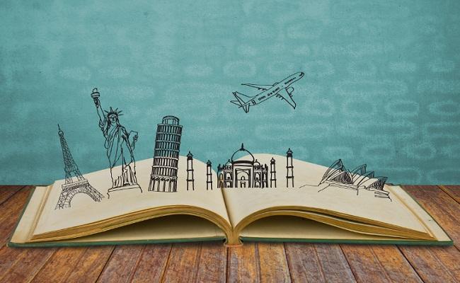 книжка про подорож