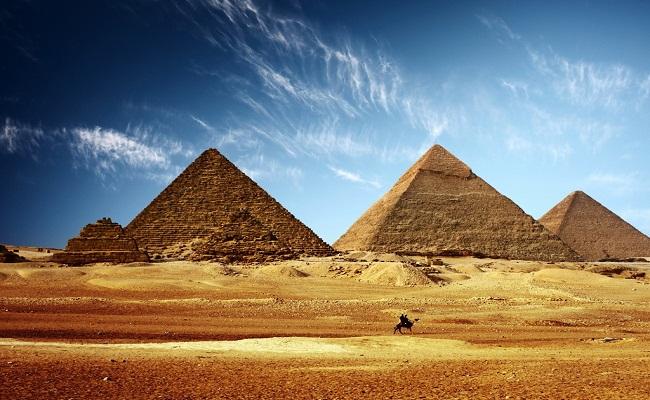 Піраміди Гізи