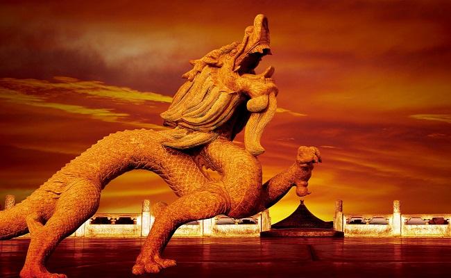 китайський дракон