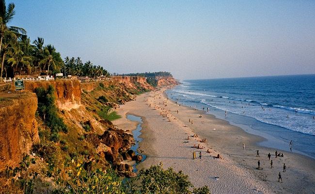 пляж веркала