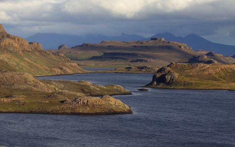 Острови Кергелен