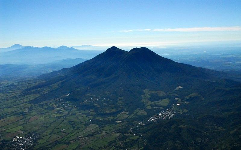 вулкан Чічонтепек