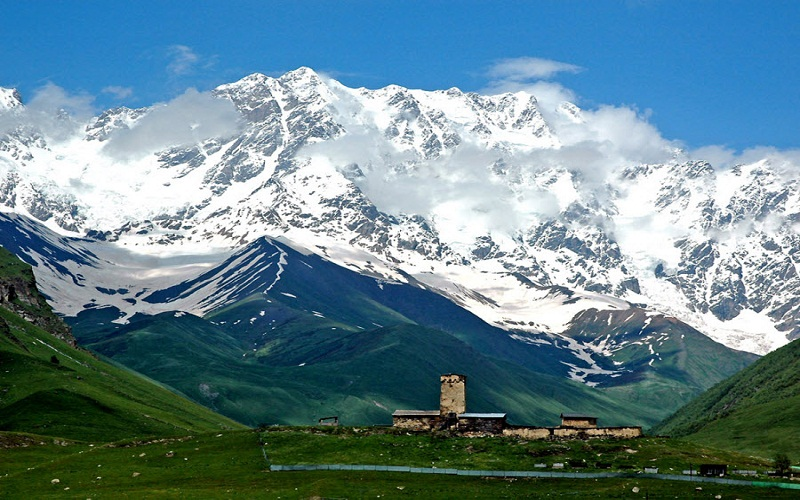 Гірські регіони
