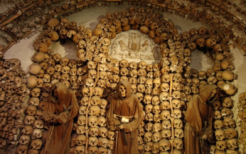 Музей мертвех в Палермо