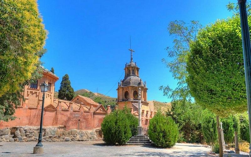 Абатство Сакромонте, Іспанія