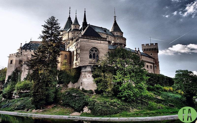 bojnick-castle