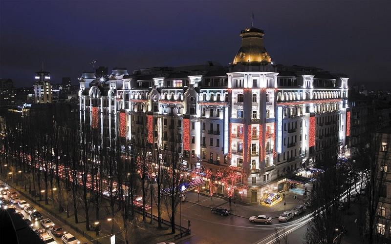 Отель Премьер Палац